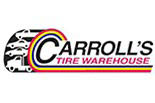 CARROLS TIRE WAREHOUSE logo
