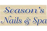 SEASON'S NAILS & SPA logo