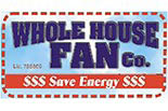 WHOLE HOUSE FAN CO logo