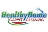 HEALTHY HOME CARPET & UPHOLSTERY CARE logo