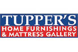 TUPPERS FURNITURE logo