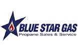 BLUE STAR GAS logo