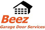 BEEZ GARAGE DOOR SERVICE logo