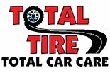 TOTAL TIRE  TOTAL CAR CARE logo