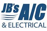 JBS A/C & ELECTRIC logo