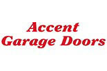 ACCENT GARAGE DOORS logo
