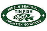 TIN FISH JENSEN BEACH logo