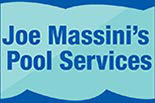 JOE MASSINI POOL SERVICE logo
