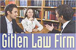 RICHARD GITLEN ATTORNEY AT LAW logo