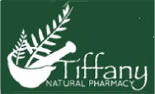 TIFFANY NATURAL PHARMACY logo