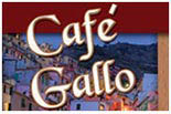CAFE GALLO logo