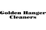 GOLDEN HANGER CLEANERS logo