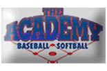 THE ACADEMY OF BASEBALL & SOFTBALL logo
