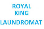 Royal King Laundromat logo