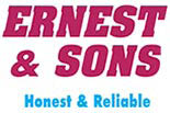 Ernest & Sons Construction logo