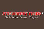 Strawberry Fields Self Serve Frozen Yogurt logo