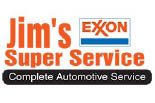 Jim's Super Service logo