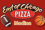 East Of Chicago Pizza Medina logo