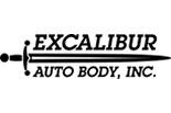 Excalibur Auto Body logo