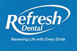 Refresh Dental logo