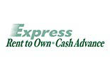 EXPRESS RENT TO OWN logo