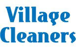 VILLAGE CLEANERS logo