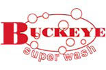 BUCKEYE SUPER WASH logo