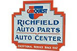 RICHFIELD AUTO CENTER logo
