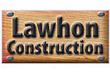 LAWHON CONSTRUCTION logo