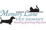 MEMORY LANE PET RESORT logo