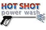 HOT SHOT POWER WASH logo