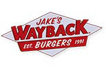 JAKE'S WAY BACK BURGERS logo
