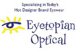 EYETOPIAN OPTICAL logo