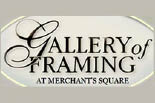 GALLERY OF FRAMING logo