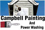 CAMPBELL PAINTING & PRESSURE WASHING logo