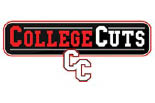 COLLEGE CUTS logo
