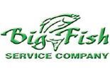 BIG FISH SERVICE COMPANY logo