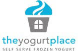 THE YOGURT PLACE logo