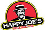 HAPPY JOES logo
