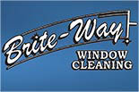 BRITE-WAY WINDOW CLEANING logo