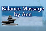 BALANCE MASSAGE BY ANN logo