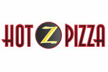 HOT Z PIZZA logo