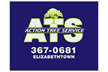 ACTION TREE SERVICE logo