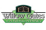 WILLOWGATES LANDSCAPING logo