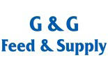 G & G FEED & SUPPLY logo