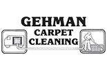 GEHMAN'S CARPET CLEANING logo