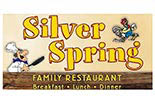 SILVER SPRINGS FAMILY RESTAURANT logo