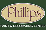 PHILLIPS PAINT & DECORATING CENTER logo