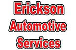 ERICKSON AUTOMOTIVE logo