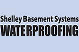 SHELLEY BASEMENT SYSTEMS WATERPROOFING logo